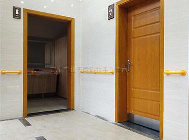 养老院通道18新利娱乐网址(尼龙黄色单层)