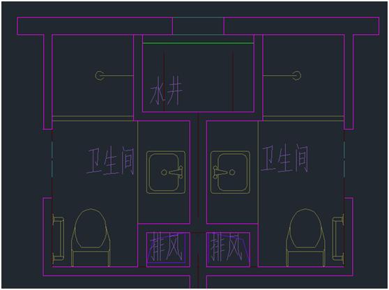 养老院卫生间18新利娱乐网址设计方案分享: